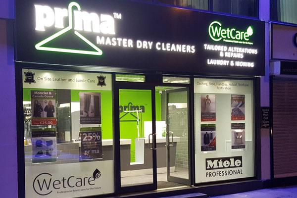 Prima Master opens eco-laundry franchise in Essex (UK)