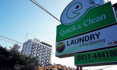 Meet the GBPAP18's outstanding PTC showcases: QnC Laundry