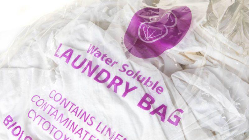 Australian-UK partnership for Innovative Hot Water-Soluble Laundry Bags.