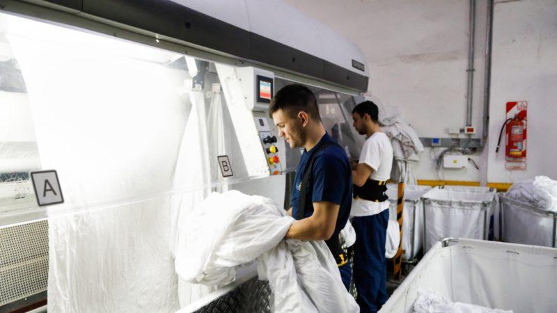 Tecnolav Lavandería Sustentable From Argentina Boosts Capacity and Sustainability