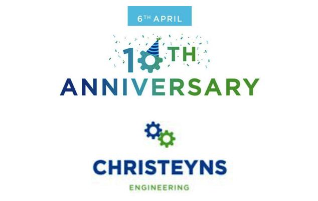 10th Anniversary of Christeyns Engineering